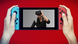 All'interno di Switch si nasconde una sorta di modalità VR