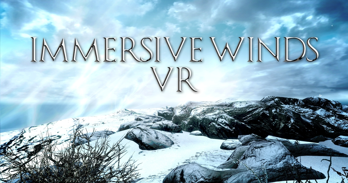 Skyrim VR mod uses a fan to blow air in players' faces