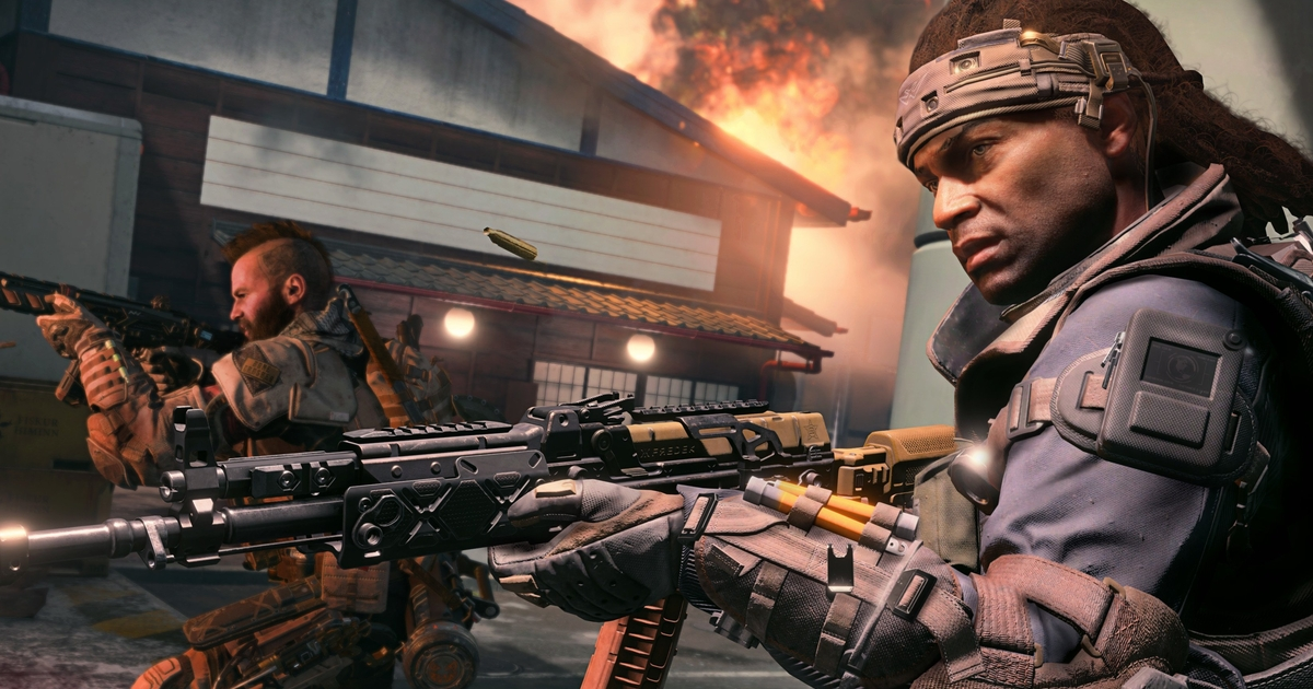 Call of Duty Black Ops 4's second beta includes new cash-snatching multiplayer mode Heist