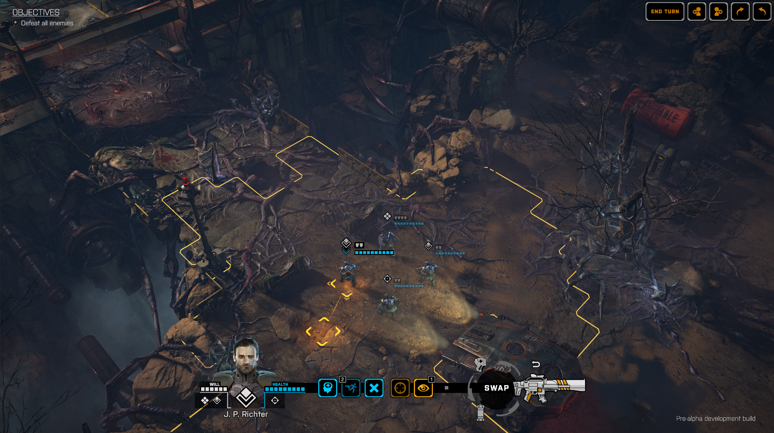 f89019113f3 Marketing Phoenix Point has been a bit like a strategy game in itself, says  Kaye