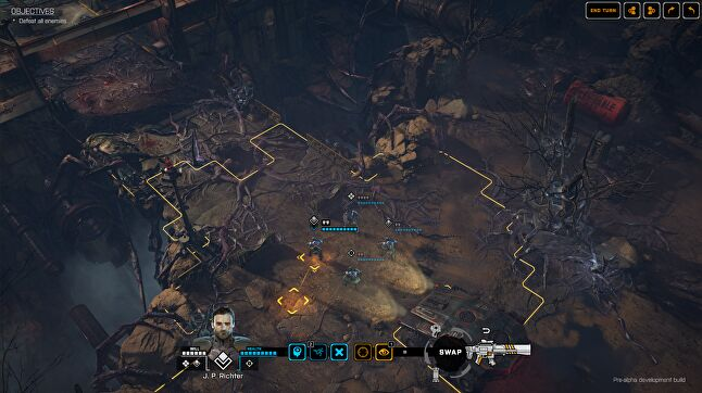 Marketing Phoenix Point has been a bit like a strategy game in itself, says Kaye