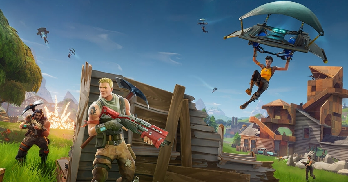 K1nzell and Mitr0 top this week's European Fortnite Summer Skirmish Duos tournament
