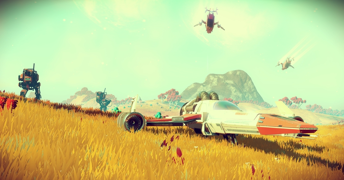 Here's what's been resolved in No Man's Sky latest patch