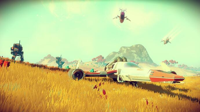 Here's what's been resolved in No Man's Sky latestpatch