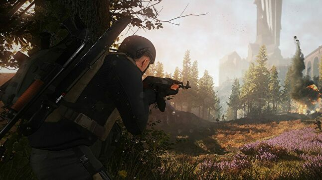 Mavericks: Proving Grounds - Automaton