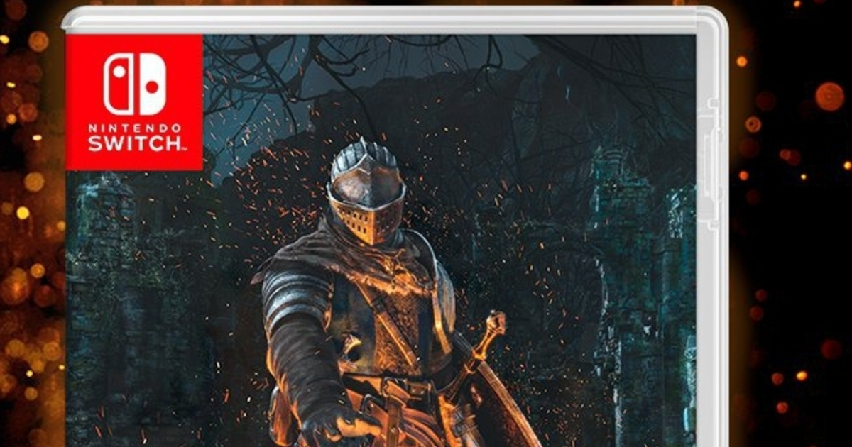 At last, Dark Souls Remastered has a Nintendo Switch release date