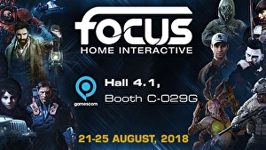 Gamescom 2018 |  Focus Home Interactive la sua lineup