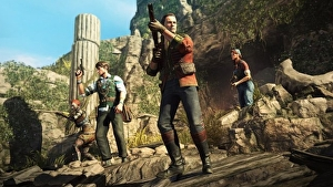 Disponibile un nuovo video gameplay per Strange Brigade