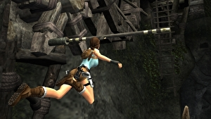 Tomb Raider Legend e Anniversary disponibili tra i giochi re
