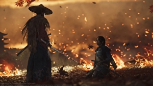 Sony ci porta dietro le quinte di Ghost of Tsushima |  Days Gone |  Dreams e Concrete Genie