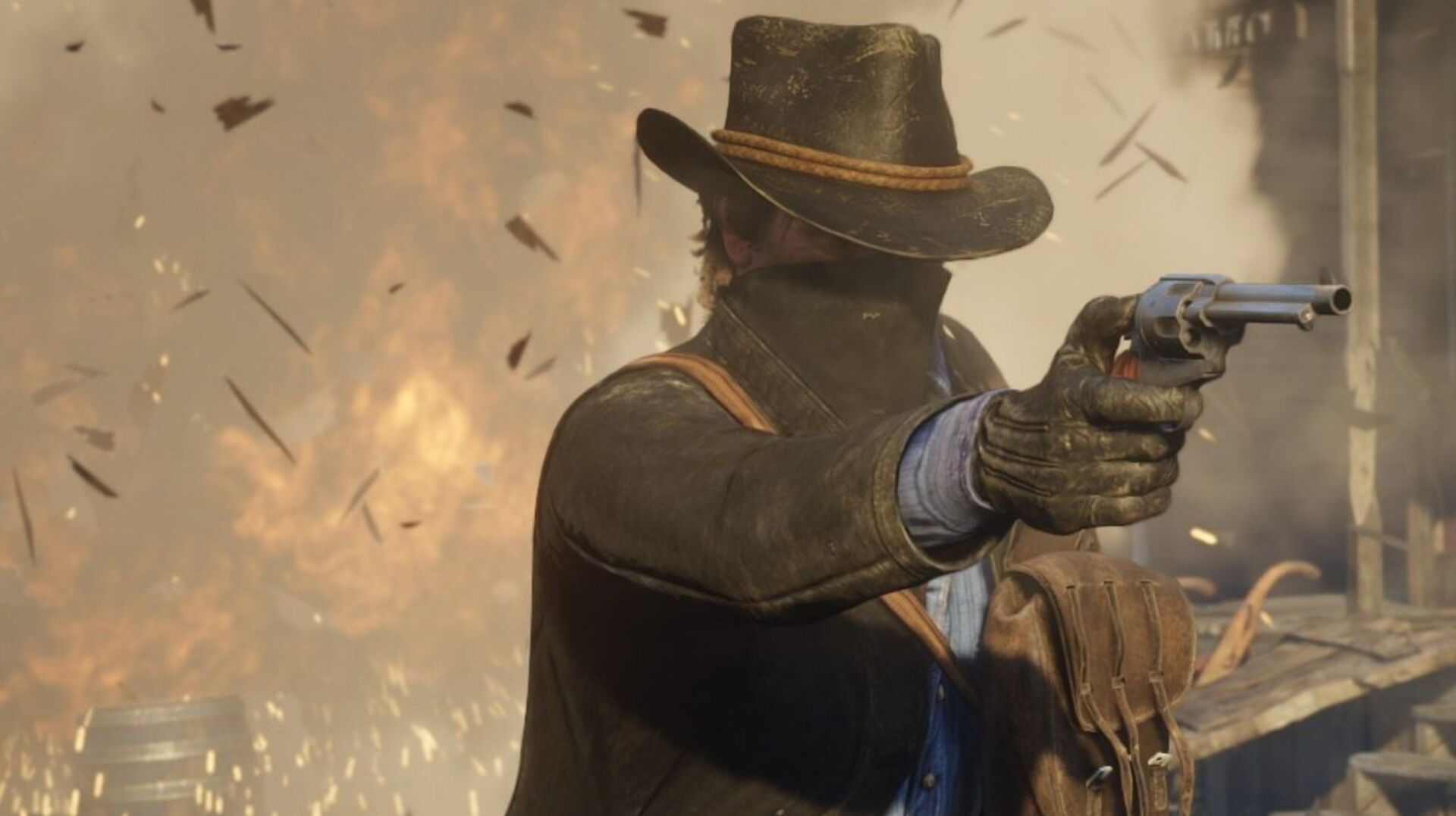 How Red Dead Redemption 2 uses the power of PS4 Pro