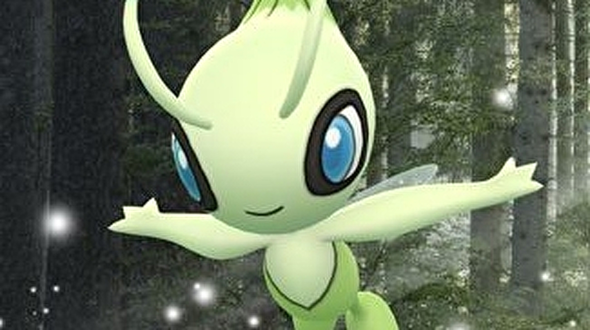 Pokémon Go Celebi quest - every step in A Ripple in Time • Eurogamer net