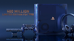 Scopriamo la 500 Million Limited Edition PS4 Pro con un vide