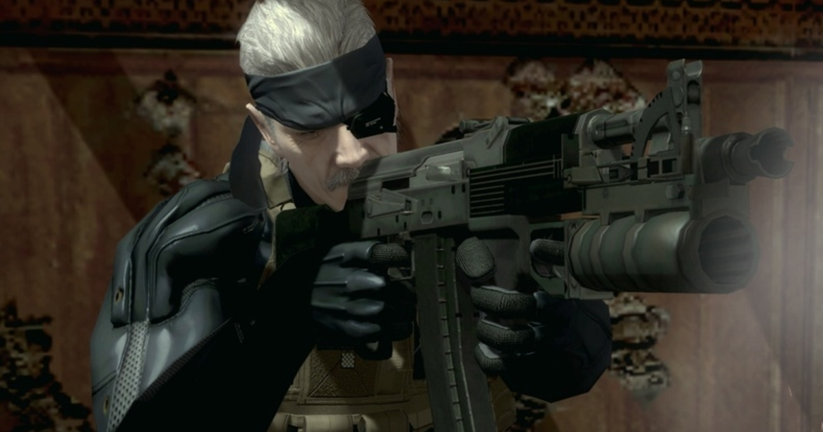David Hayter reprises Snake in this Metal Gear Solid tribute video