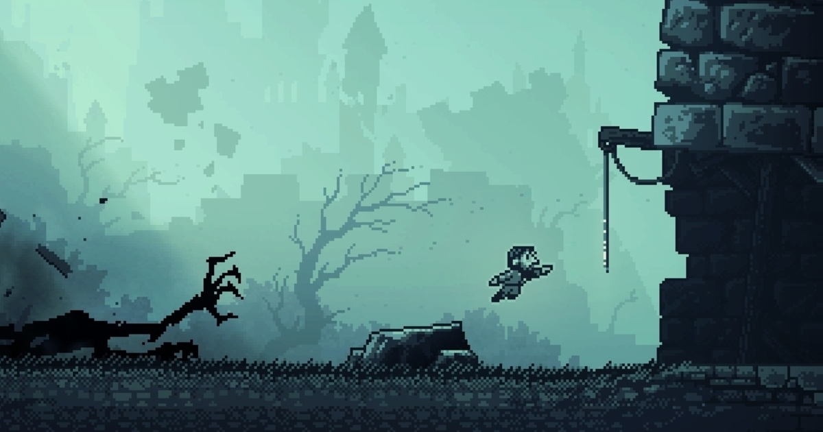 """Chucklefish reveals Inmost, a """"ghoulishly atmospheric"""" puzzle platformer releasing next year"""