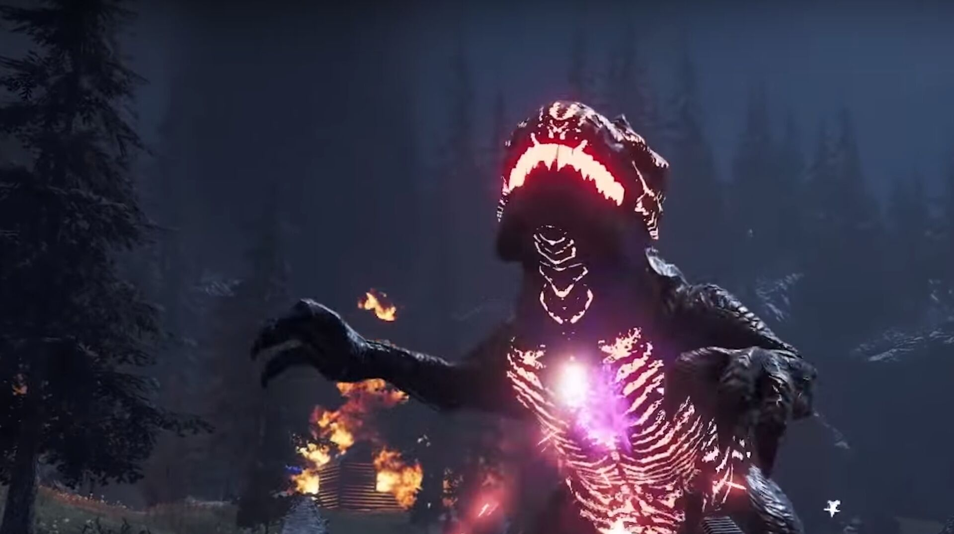 Blood Dragons Are Back For Far Cry 5 S Living Dead Zombies Dlc Eurogamer Net