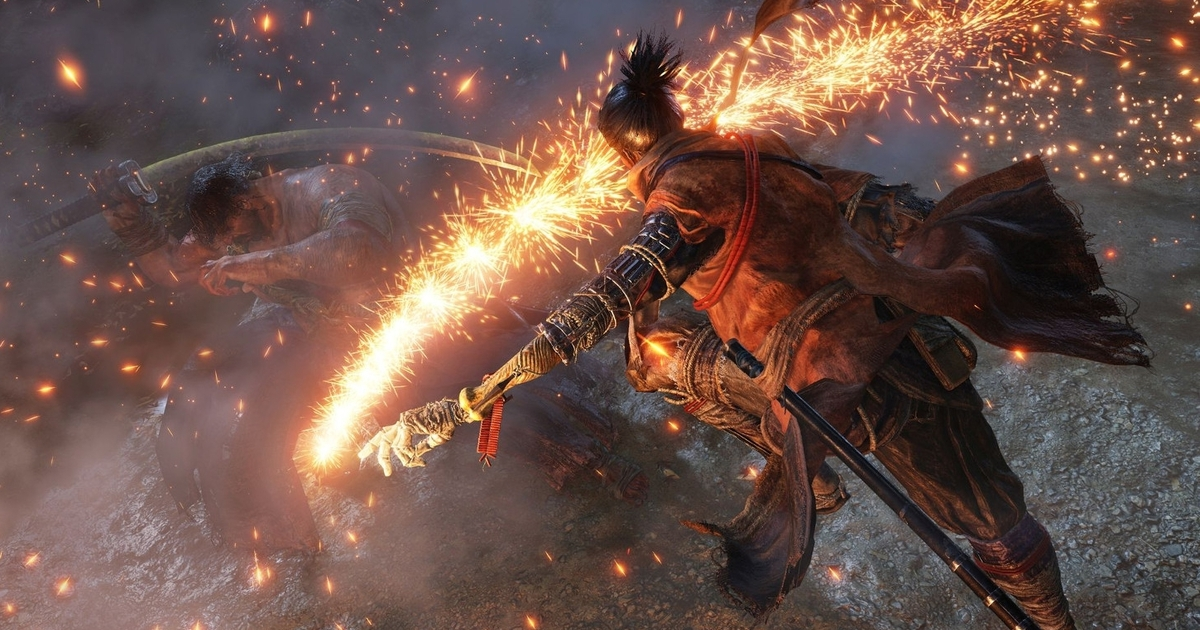 Image result for From Software's ninja-themed Sekiro: Shadows Die Twice gets a release date]
