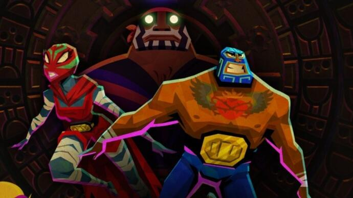 Guacamelee 2 review - a bold, bright 2D adventure with heaps of goodhumour