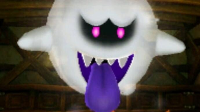 The original Luigi's Mansion now has a 3DS release date