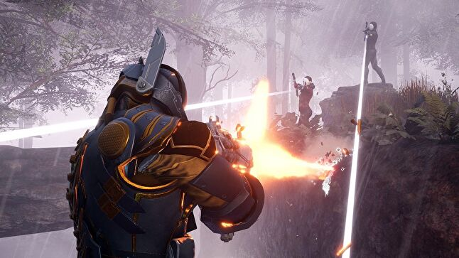 Deathgarden is tackling asymmetric multiplayer from a different angle