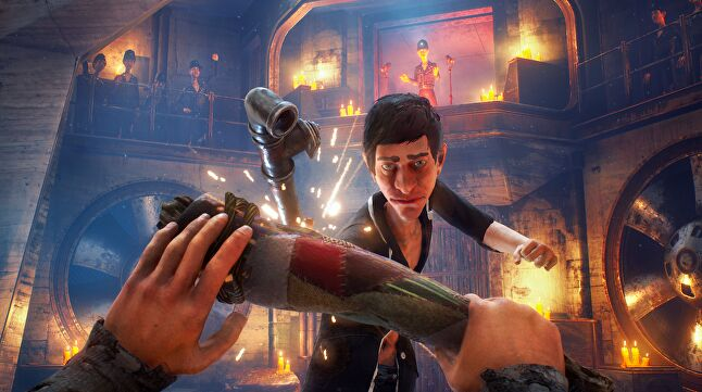 Xbox says the likes of We Happy Few will be discovered by more people via Game Pass