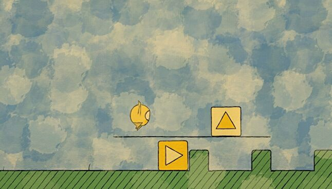 No More Buttons was a novel adaptation of the platformer genre to touchscreen platforms