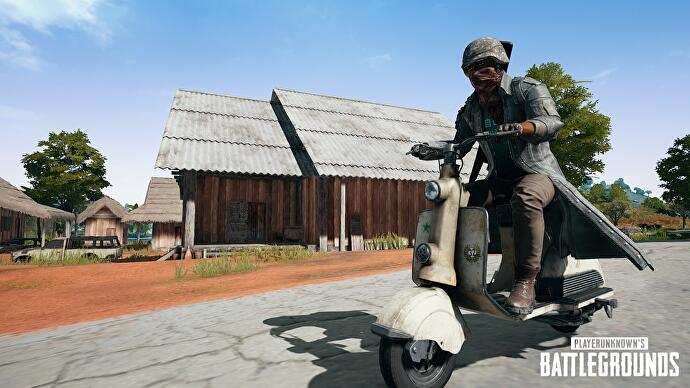 PUBG_Scooter