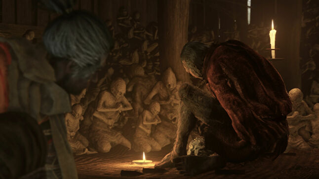 Sekiro: Shadows Die Twice touts the From Software trappings of difficulty and despair
