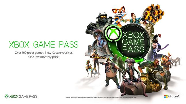 Microsoft's first-party AAA new releases could be a big draw for Game Pass