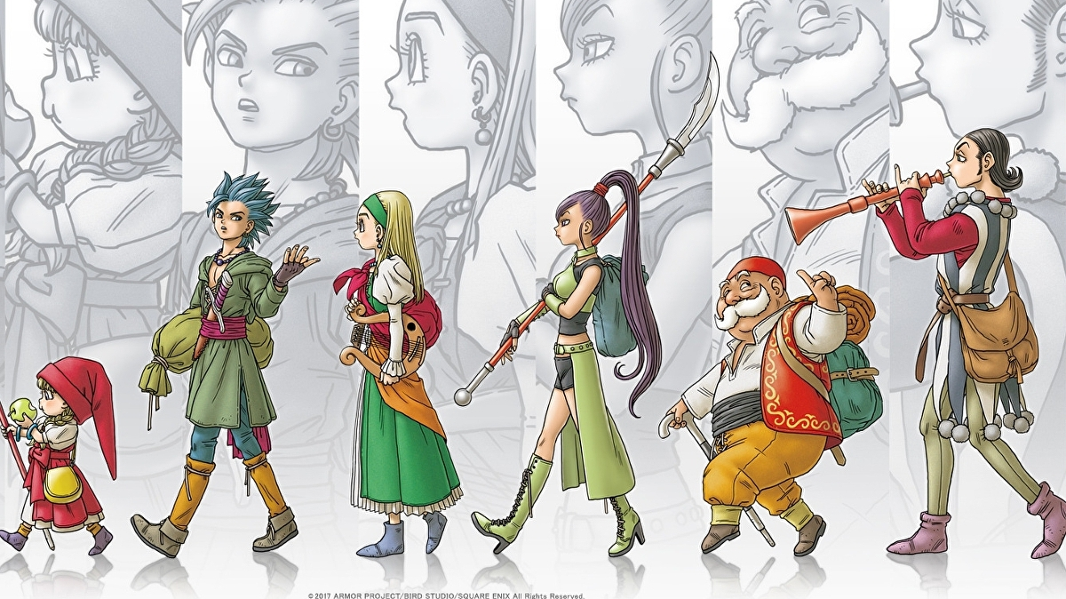 Dragon Quest 11: Echoes of an Elusive Age review - a staunchly