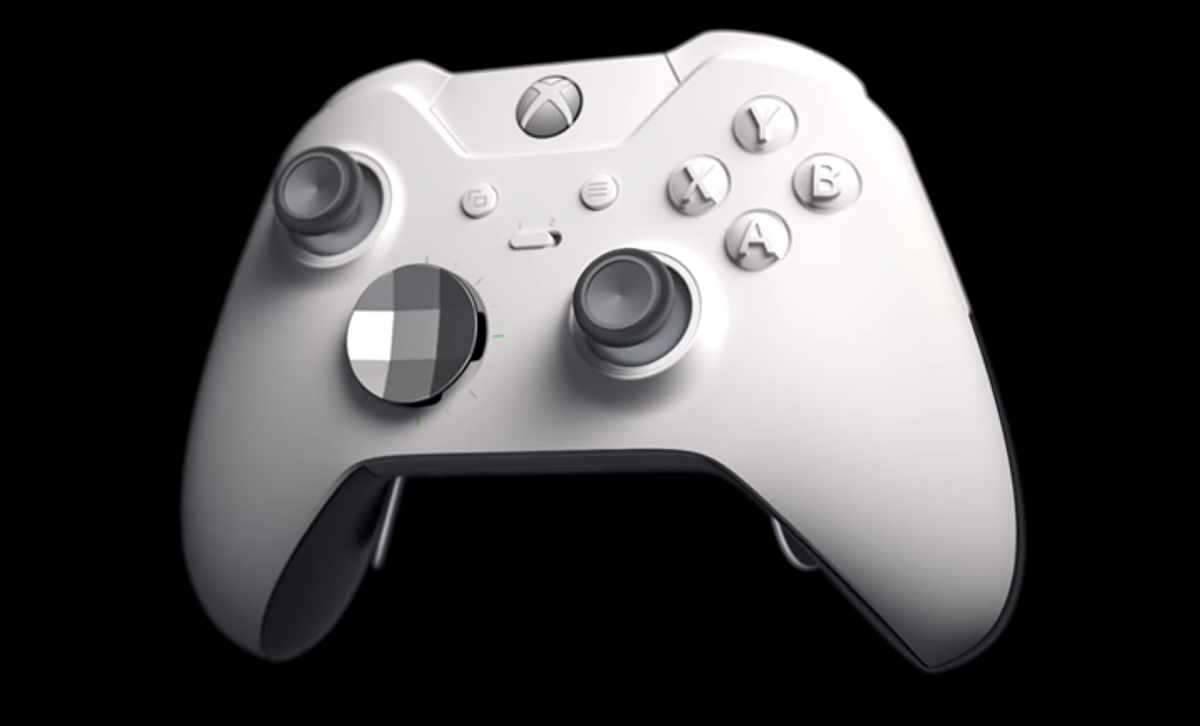 New White Xbox One Elite Controller - where to buy, release date