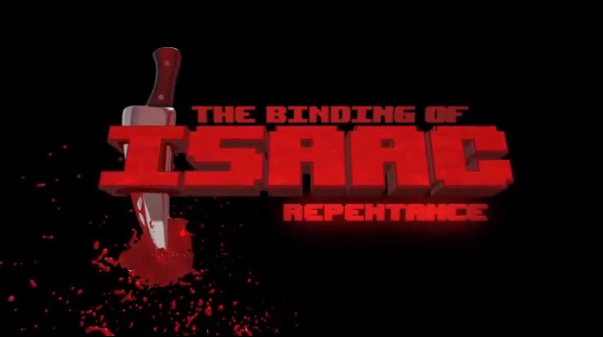 The Binding of Isaac: Repentance announced - but what is it