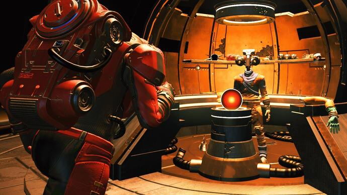 No Man's Sky launches its first weekly in-game communityevent