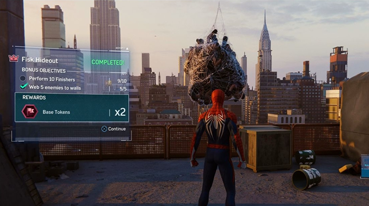 Spider-Man Base Tokens explained - how to clear all Enemy Base types