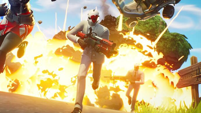 Epic properly details Fortnite's imminent heist-themed High Stakes limited-timeevent