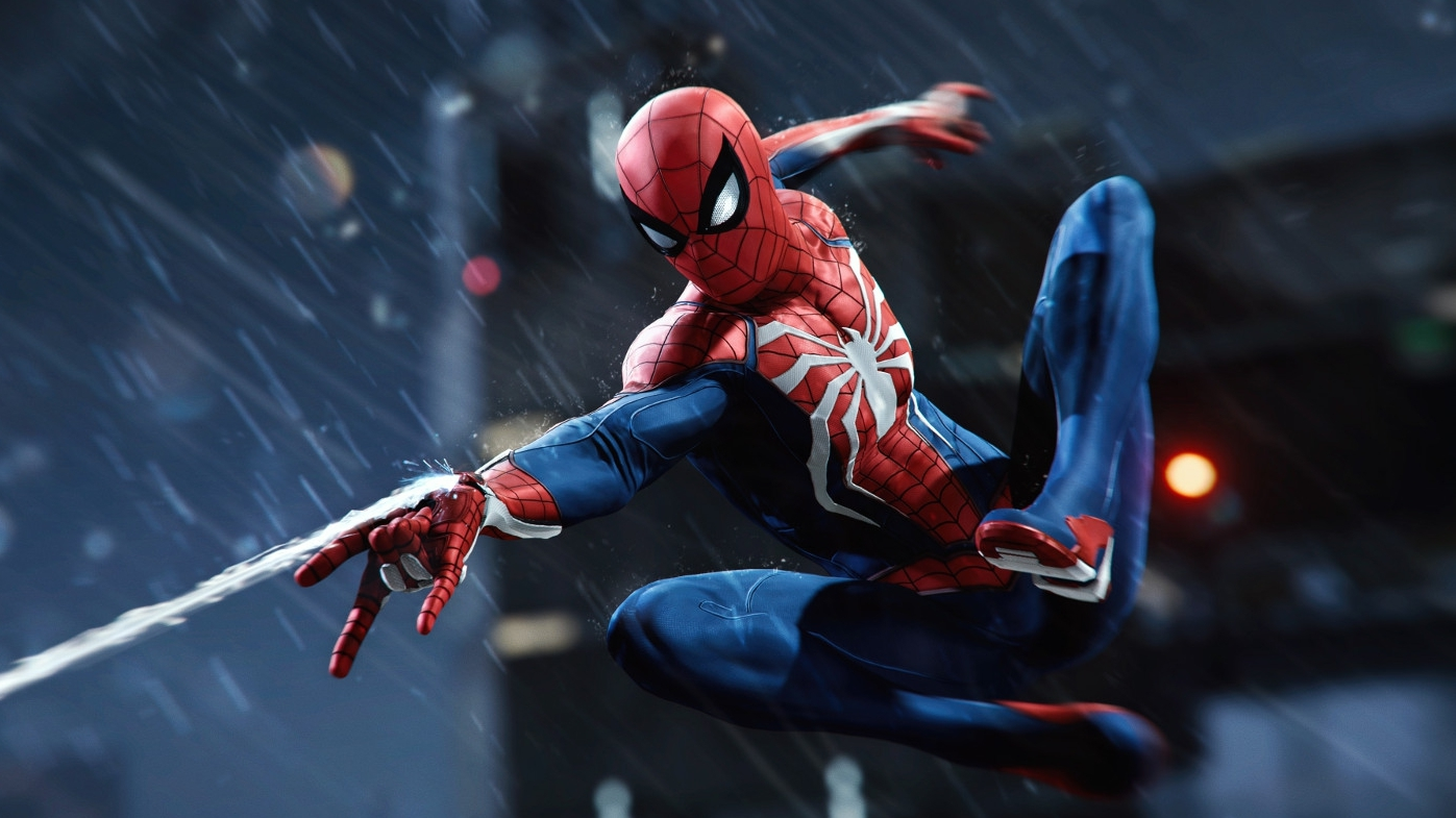 Marvels Spider Man Review
