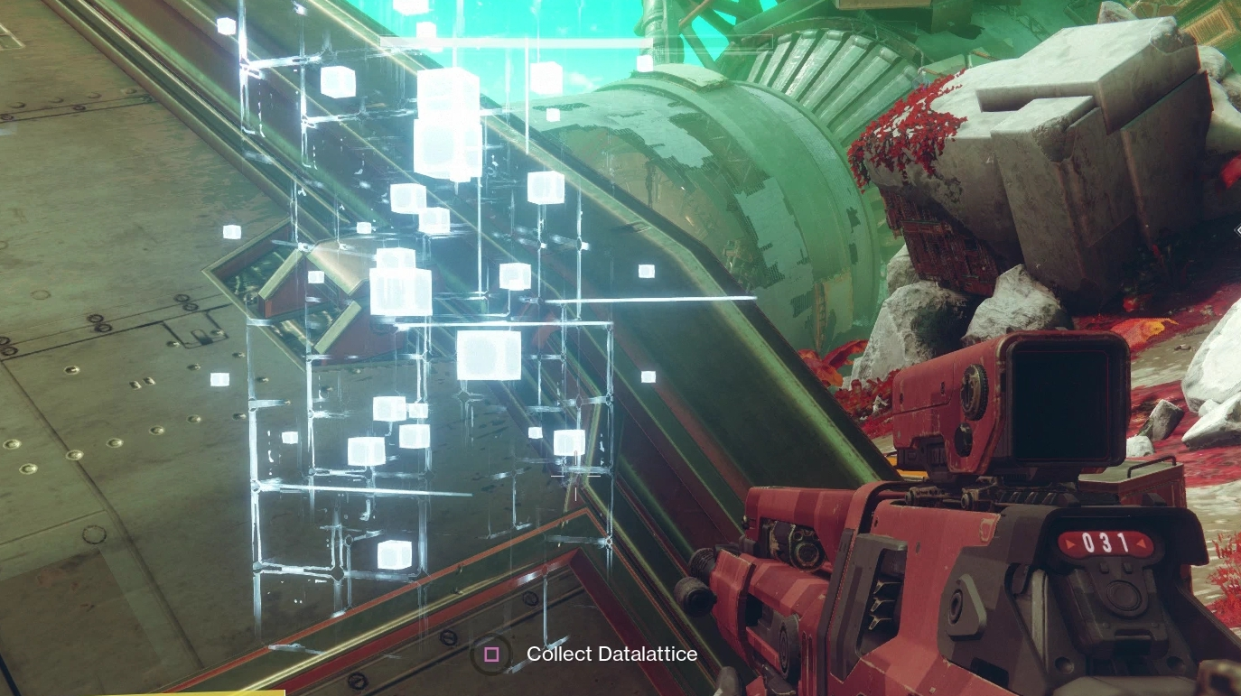 Destiny 2 Microphasic Datalattice Sources Nessus Challenges And