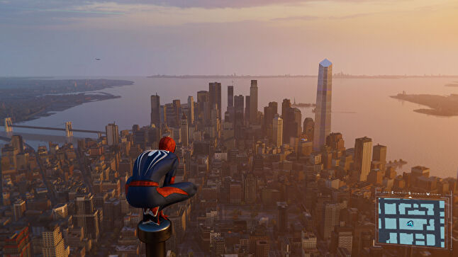 Spider-Man gives New York as much character at street level as it does atop the skyline.