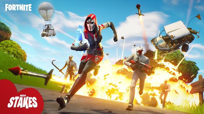 "Fortnite: Patch-Notes für Update 5.40 startet Event ""Hoher Einsatz"""