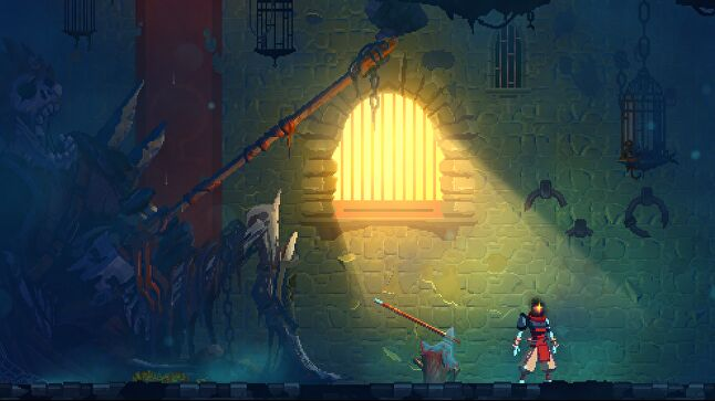 Dead Cells had to stand out in a crowded market of 2D action games