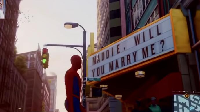 Insomniac offers to patch out the ill-fated marriage proposal in Spider-Man
