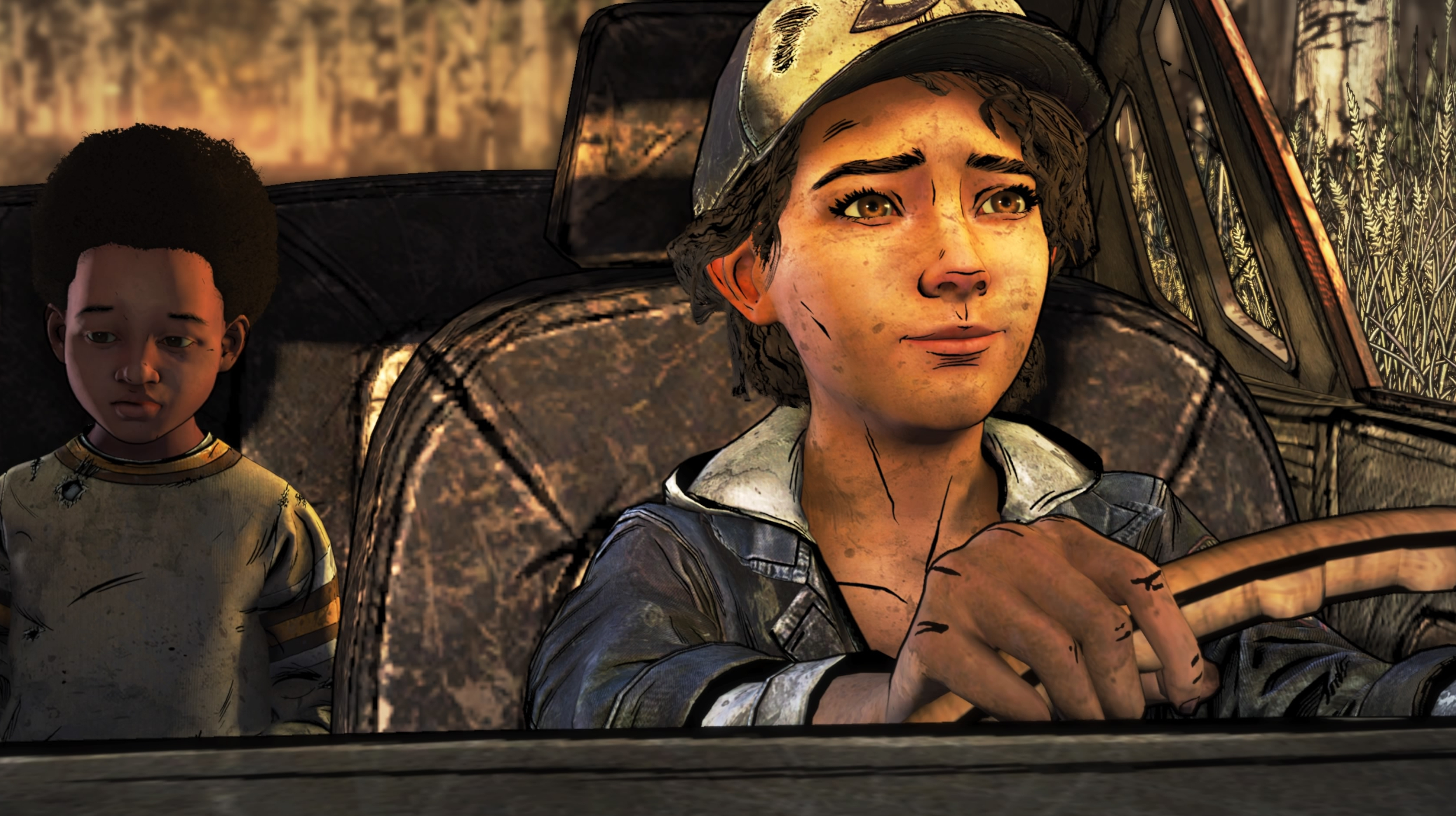 The Walking Dead Game Fanfiction Clementine - The Walking Dead