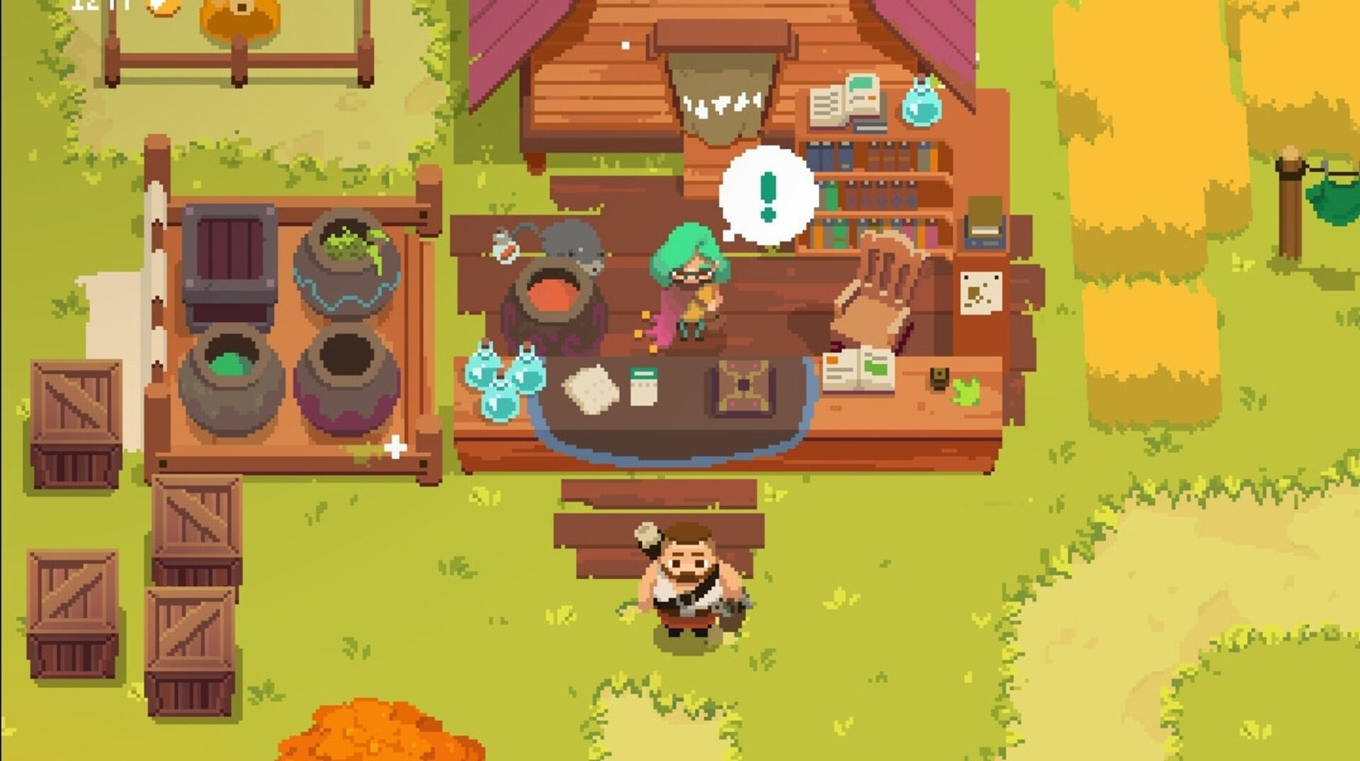 Moonlighter complete edition switch
