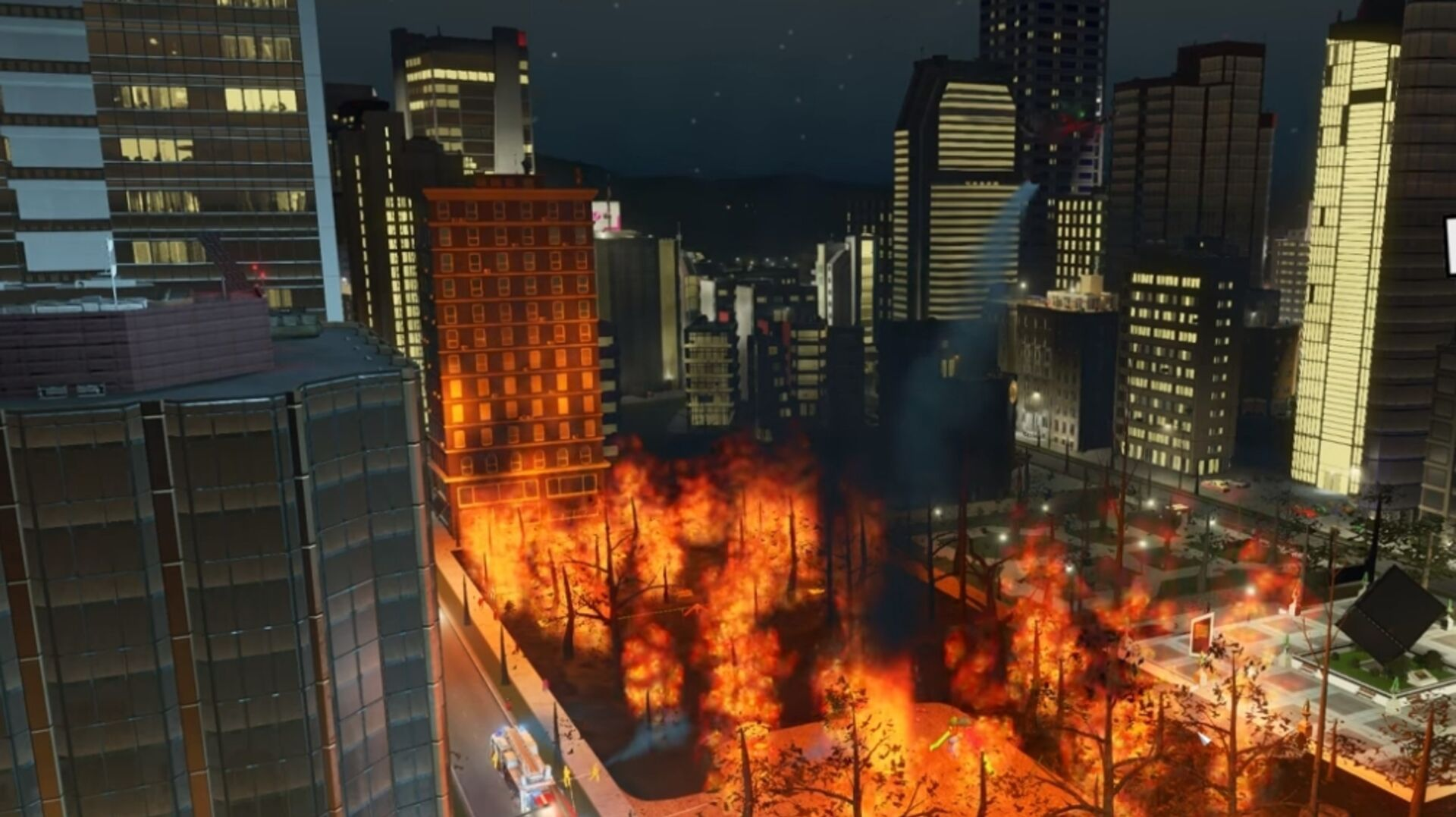 Cities: Skylines for Switch has some disappointing
