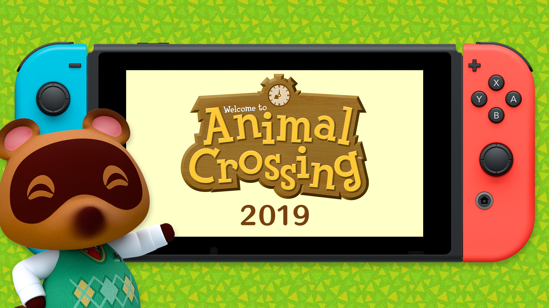 Nintendo details 2019 line-up for Switch - but why so early ...
