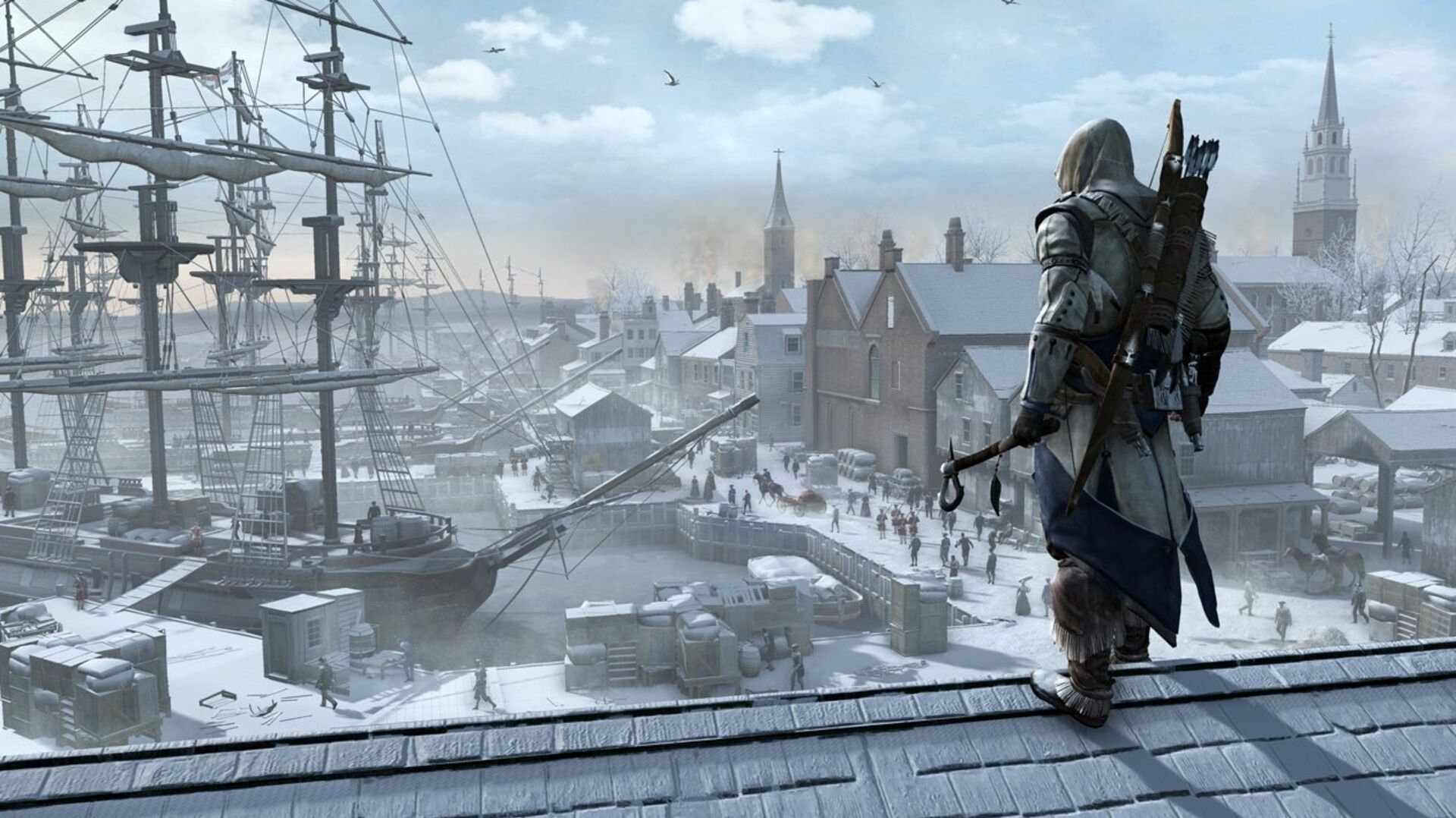 Assassin S Creed 3 Director Would Tear Up The Game S Opening Now