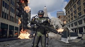 Earth Defense Force: Iron Rain per PS4 si mostra in un video