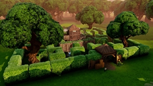 Fortnite: il misterioso cubo distrugge l