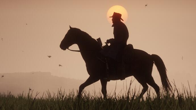 Red Dead Online arrives this November as a public beta