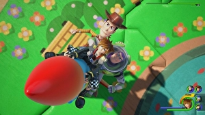 Il nuovo video di Kingdom Hearts 3 mostra i mondi di Hercule